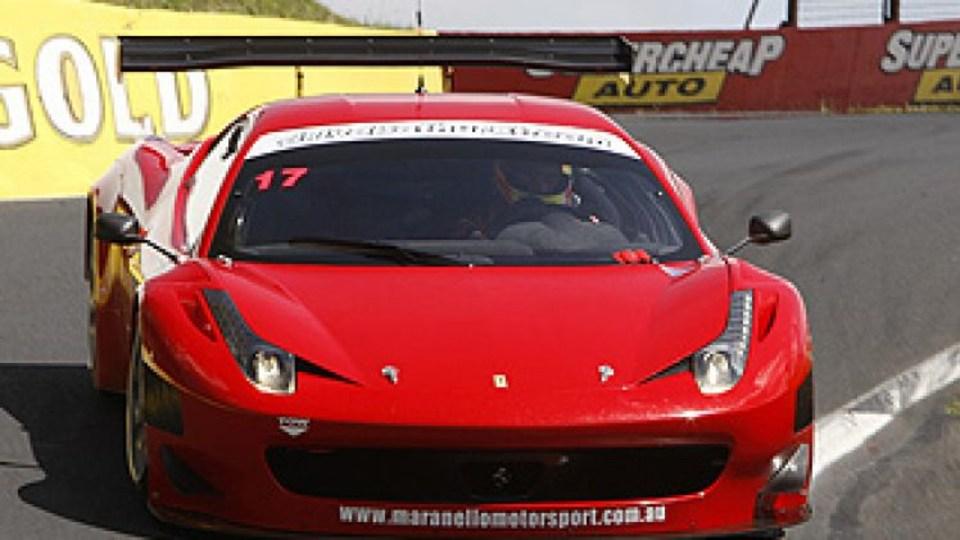 Ferrari blitzes Bathurst