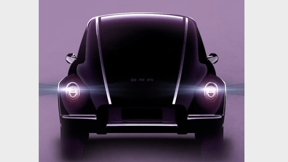 GWM sub-brand Ora set to unveil Volkswagen Beetle-inspired electric car