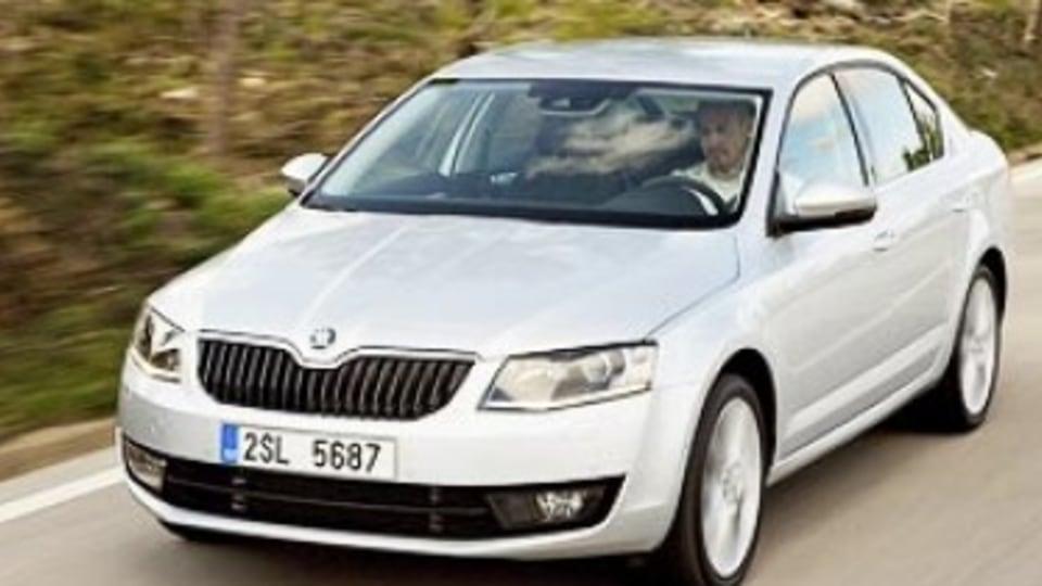 First drive: Skoda Octavia