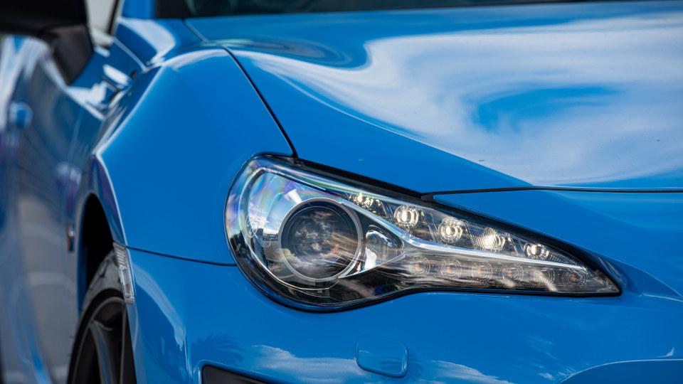2019 Toyota 86 GTS Apollo Blue review-2