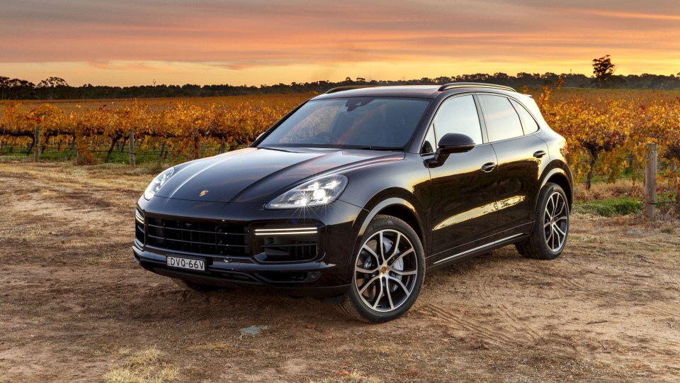 Porsche Cayenne Turbo 2019 Review
