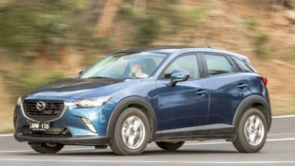 Self-braking now standard on every Mazda SUV