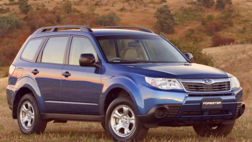 While the Forester may stretch the budget it's a great option in the compact off-roader segment.
