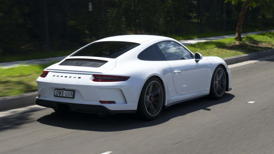 Porsche 911 GT3 Touring Review
