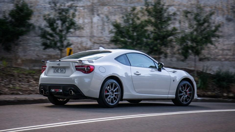 2019 Toyota 86 GTS auto review-4