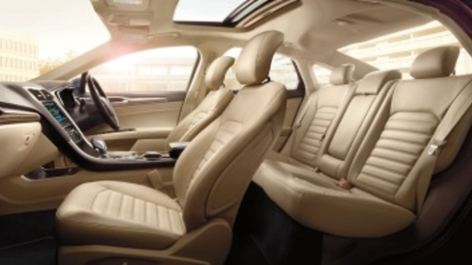 Ford's Mondeo offers luxury features for an affordable price.