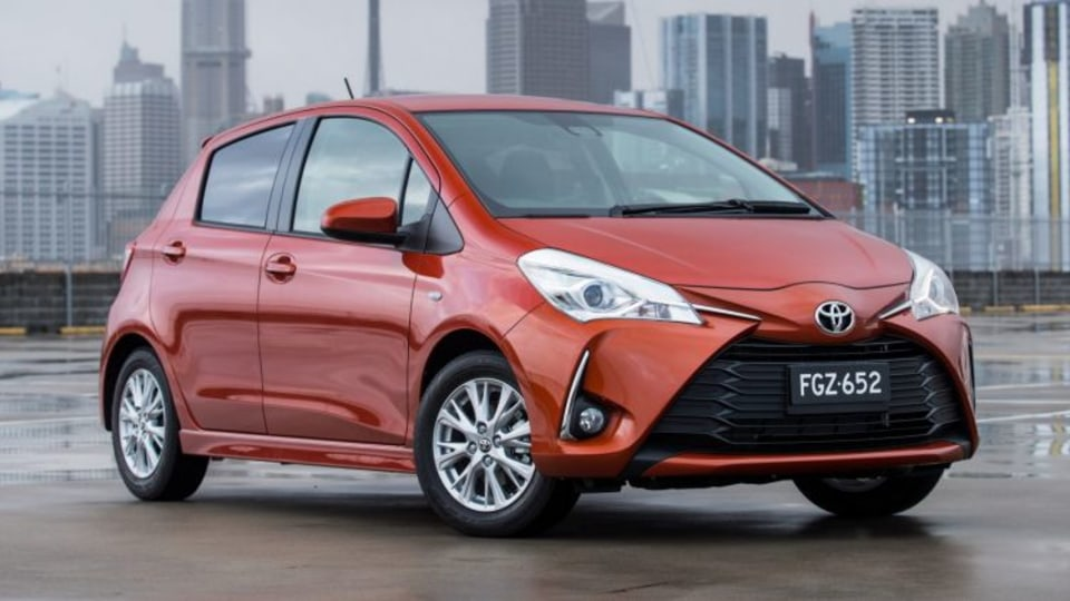 2017 Toyota Yaris ZR Toyota has updated its Yaris hatch for 2017