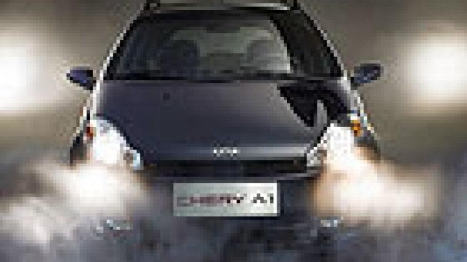 Triple Js: Chery J1, J3 and J11 driven