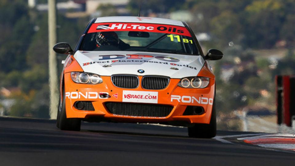 BMW   Mostert And Morcom Claim Inaugural Bathurst 6-Hour