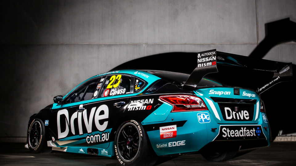 Drive Racing will contest the 2018 Supercars Championship with Nissan Motorsport.
