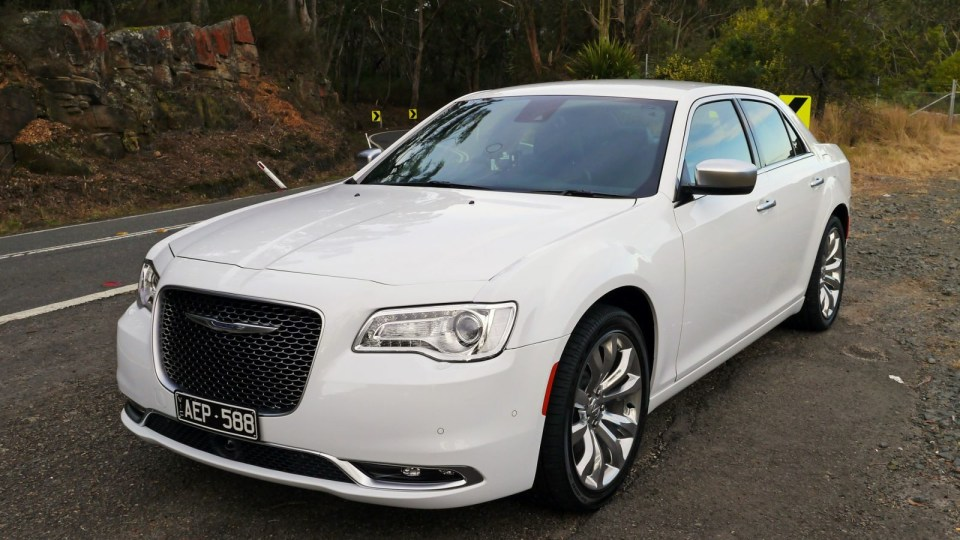 2015 Chrysler 300 Review: A Premium Package With Plenty Of Presence