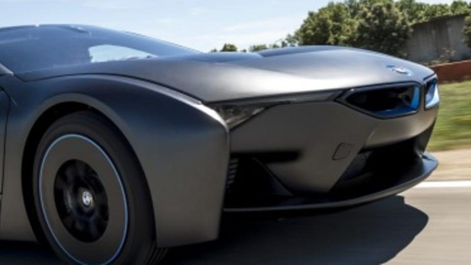 BMW i8 set to go all-electric