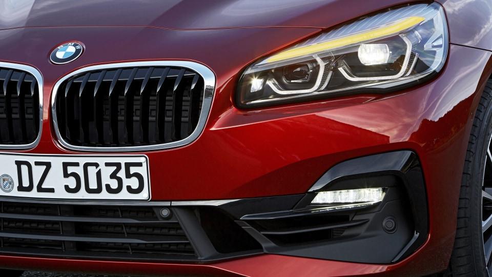2018 BMW 2-Series Active Tourer.