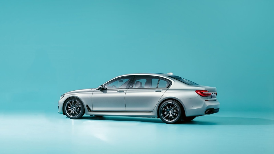 Super-Limited BMW 7 Series 40 Years Announced For Australia