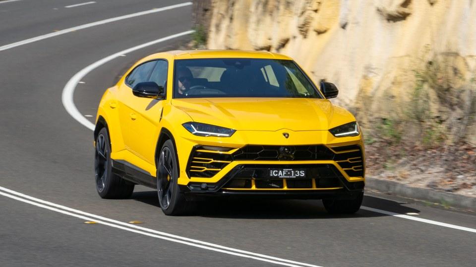 Lamborghini Urus null 2019 Wagon Review