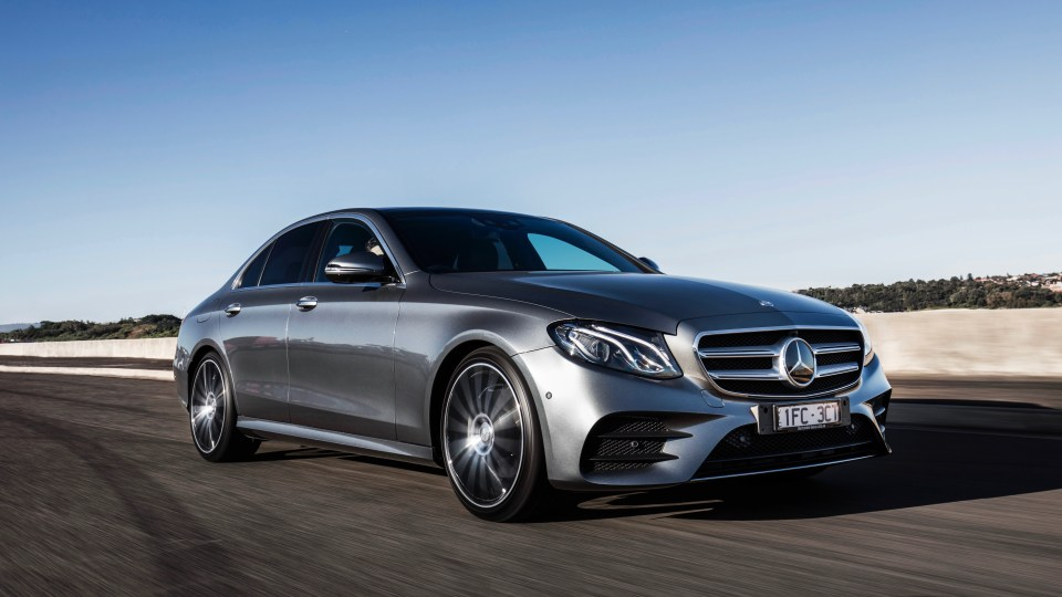 Survey: Mercedes leads rivals for customer service