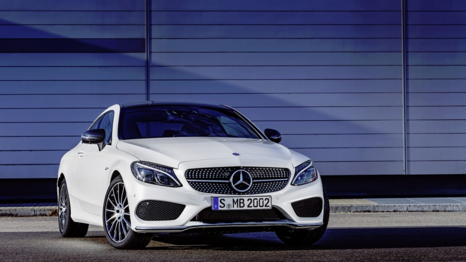 Mercedes-AMG C 43 Coupe Arrives As A Support Act For C 63 Range