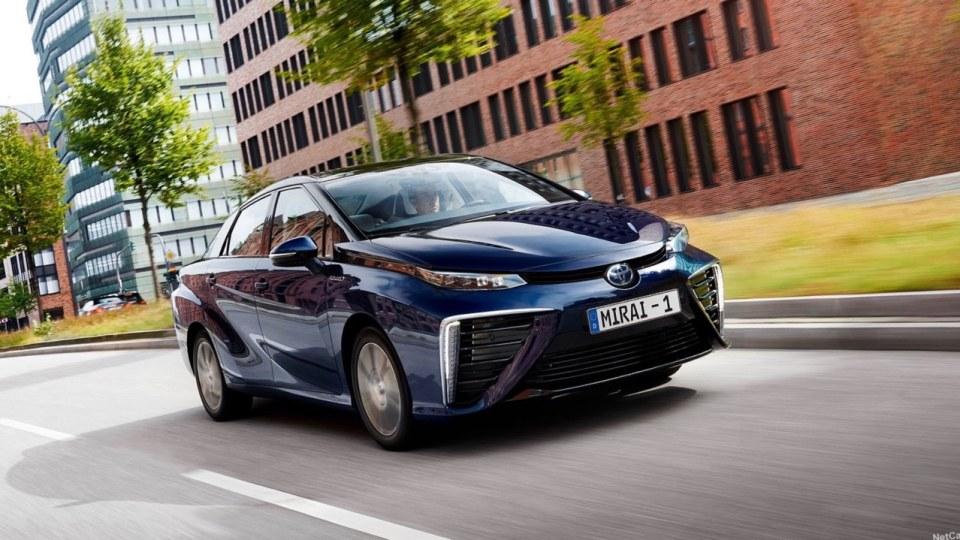 2018 Toyota Mirai FCEV