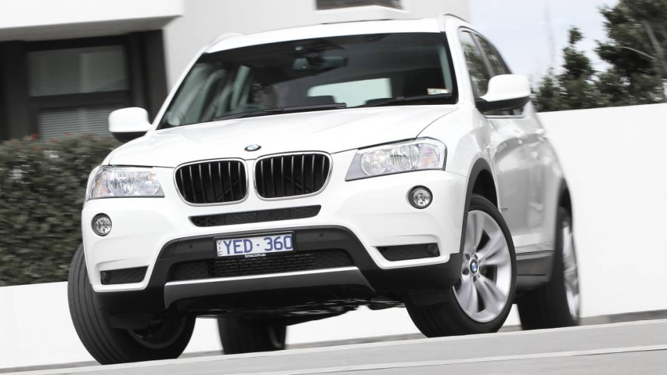 2011 BMW X3 xDrive30d Launched In Australia
