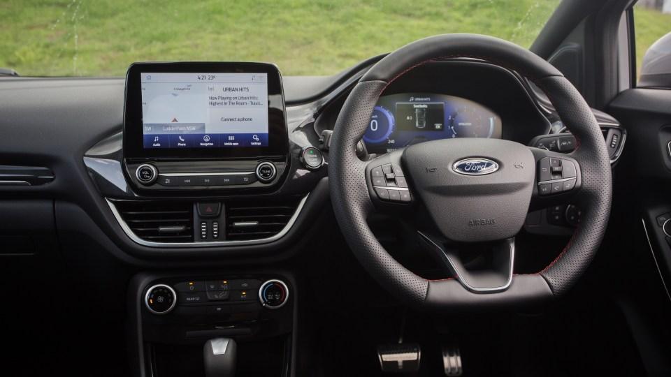 2021 Ford Puma ST-Line V review-4