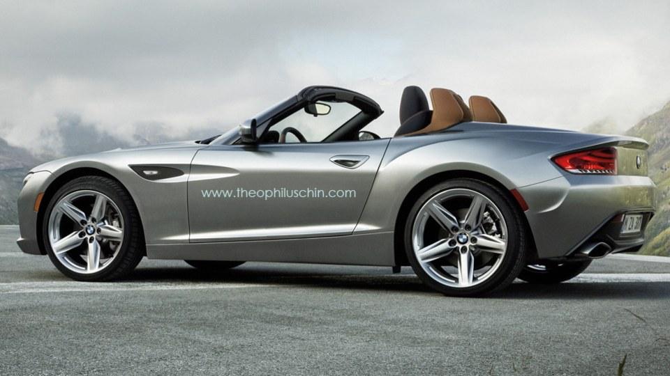 BMW Working With Toyota On Z1, Z3, Z5 Trio: Report