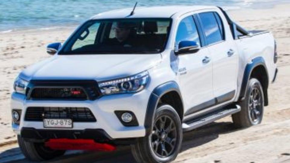 Toyota to add luxury HiLux