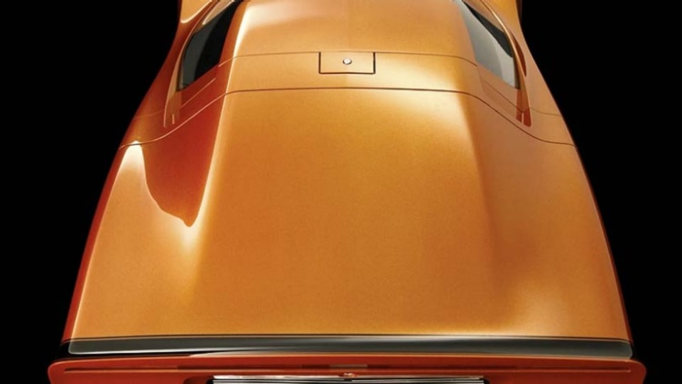 Holden's 1969 Hurricane concept