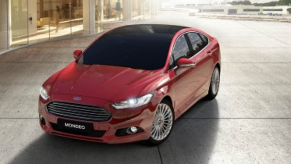 Ford plays down Toyota attacks