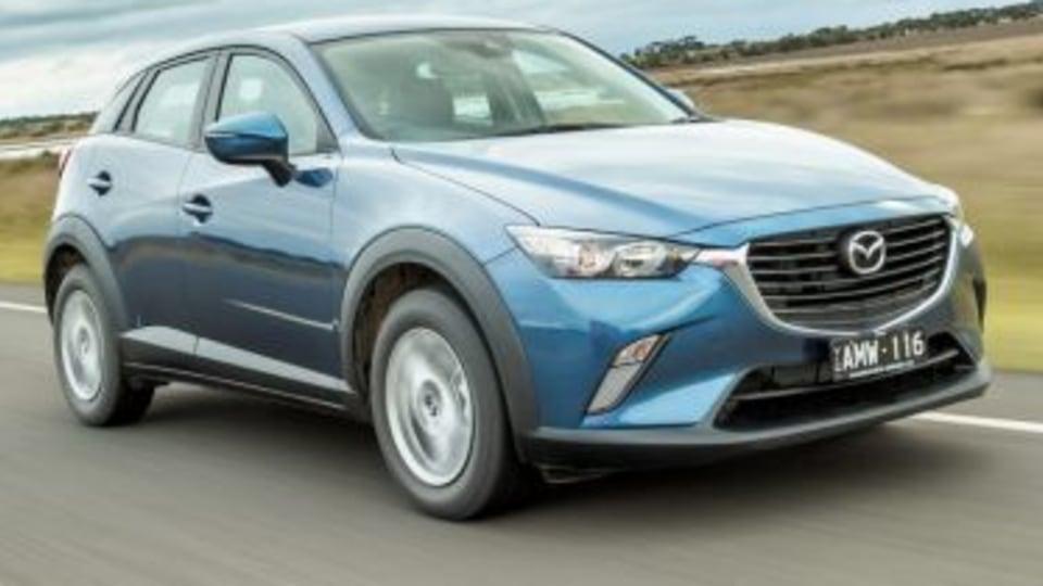 2017 Mazda CX-3 Maxx new car review
