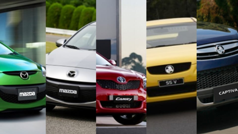 Small and Light New Car Sales Shore Up June Market