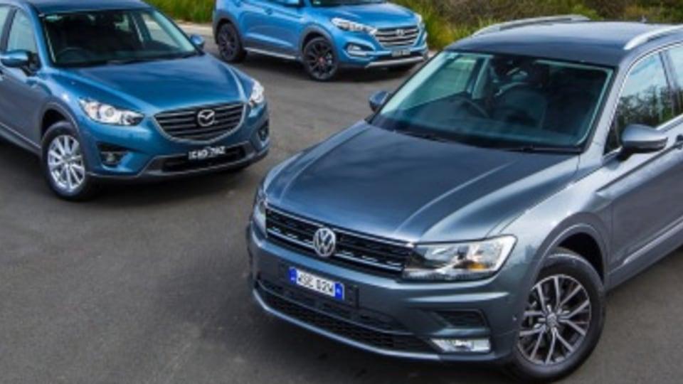 Volkswagen targets Mazda in pseudo-premium push