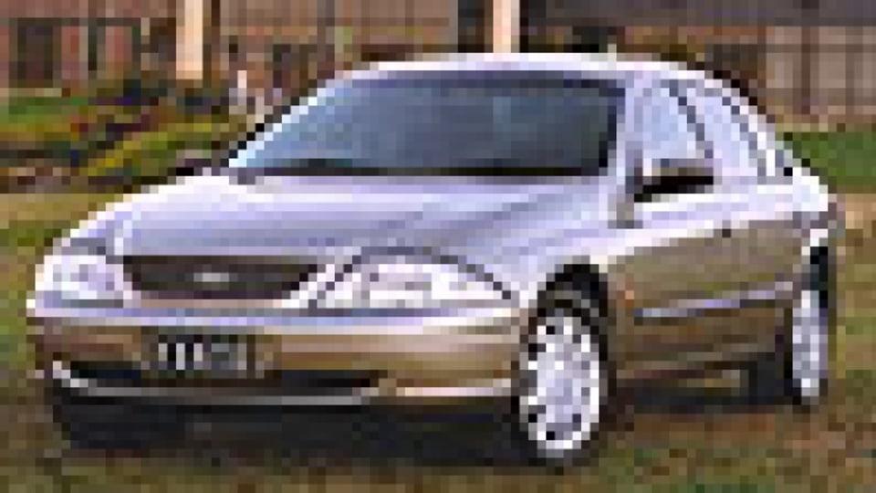 Ford Falcon AU Series II