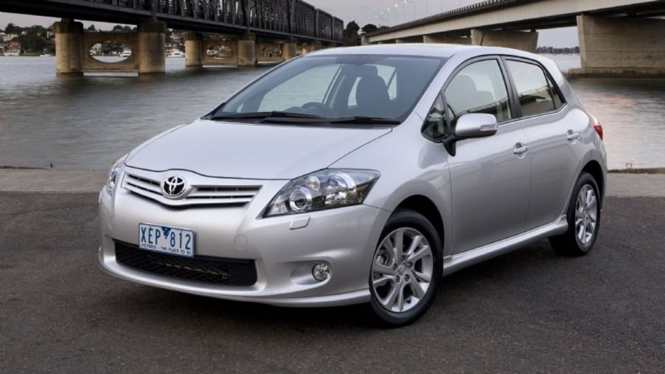 American Toyota Corolla Steering Issue Not A Concern For Australia