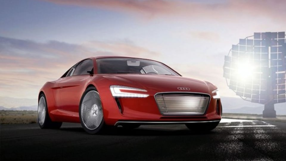 Audi e-tron Electric Vehicle Confirmed For Production By Late 2012