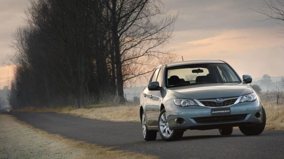 2010 Subaru Impreza R Gets Leather Trim For Limited Edition