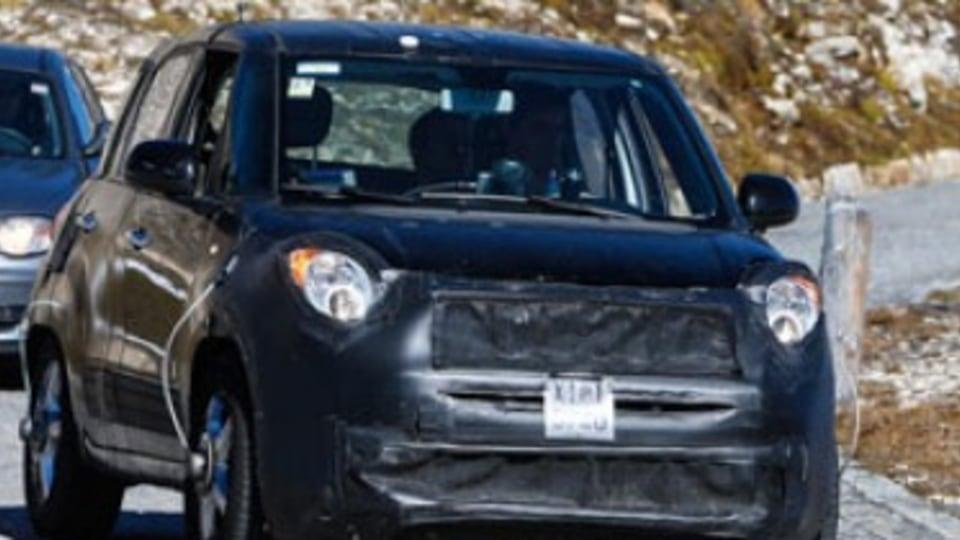 Compact Jeep