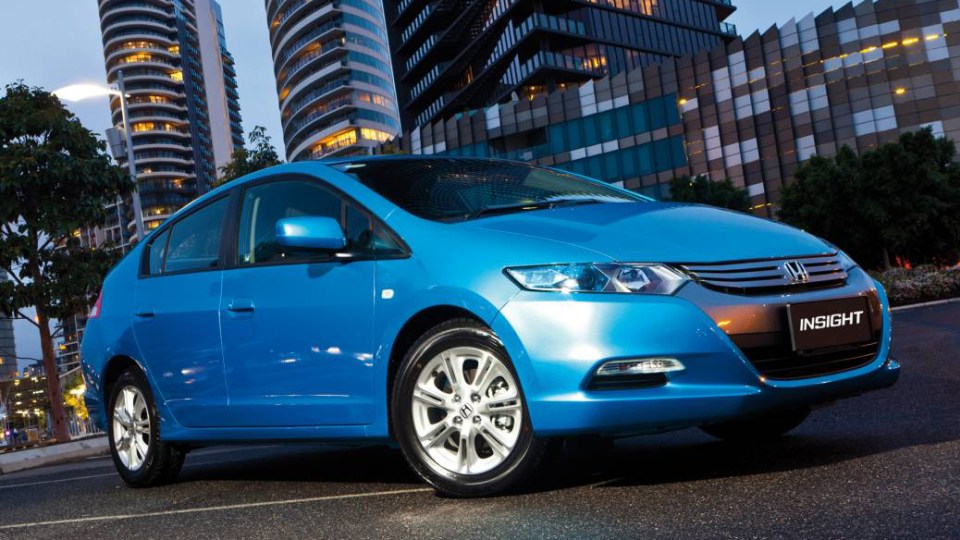 Honda Insight Launched In Australia, On Sale From December