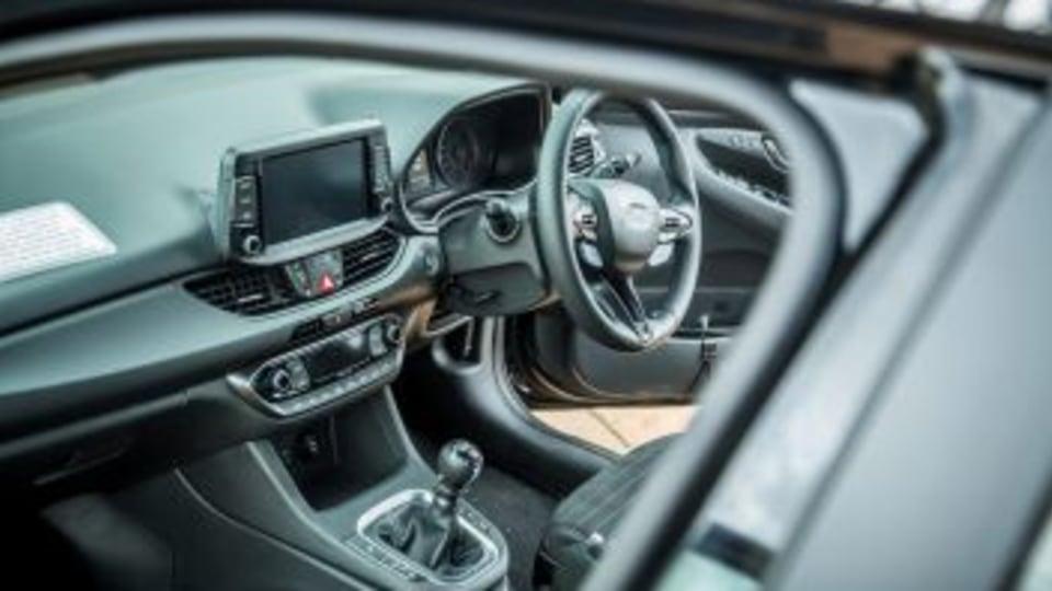 2018 Hyundai i30N preview drive.
