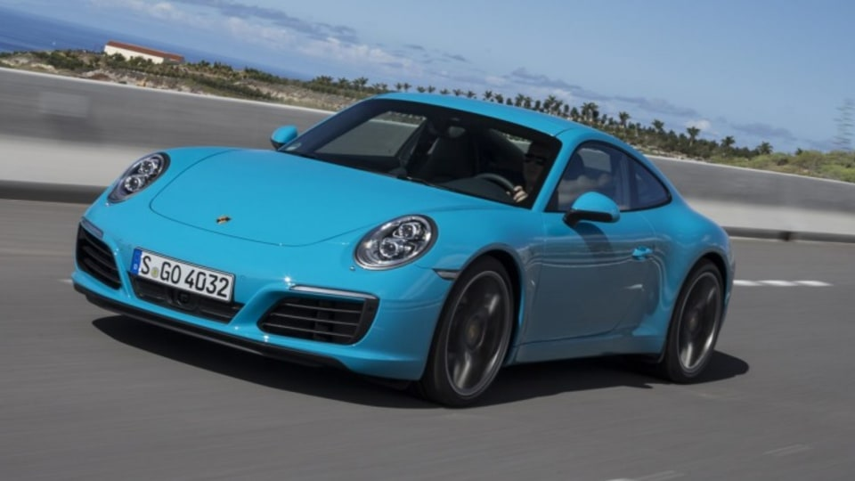 Porsche won't build an all-electric 911 anytime soon but hasn't ruled it out in the long-term.