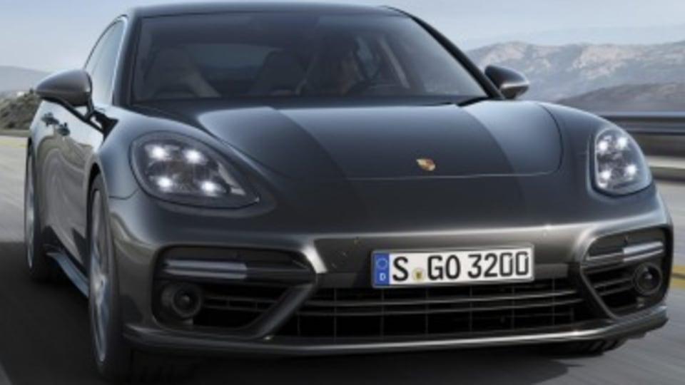 Porsche examining self-driving cars