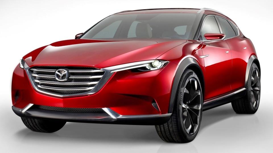 Mazda Koeru-Based SUV Waiting In The Wings, But Future Not Yet Locked In