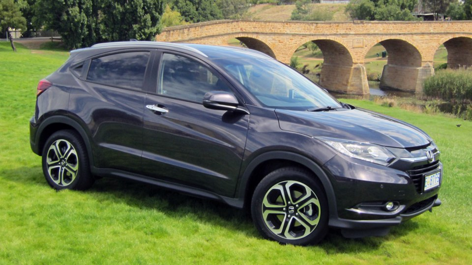 2015 Honda HR-V Review: CR-V's Baby Bro Gets High Marks