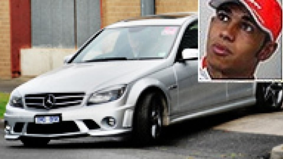 Charity boon for 'hoon' Merc