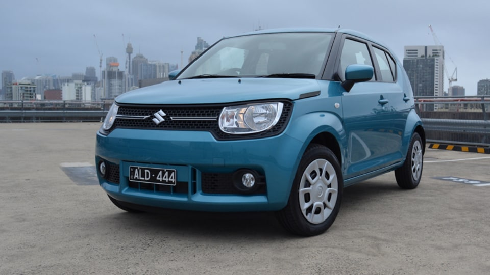 2017 Suzuki Ignis GL REVIEW – Squished Hatch Doesn't Set a New Benchmark