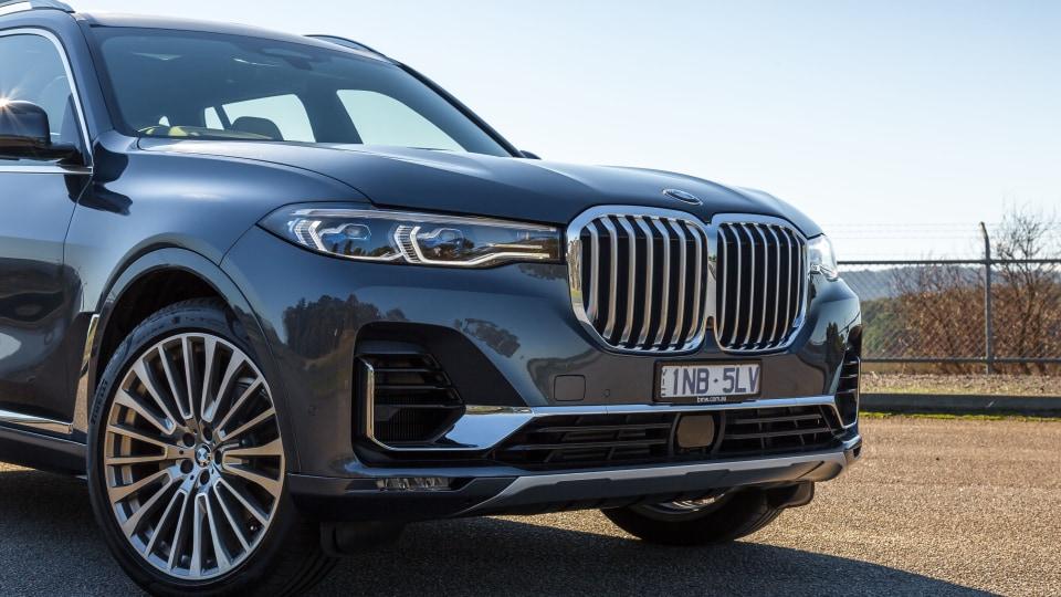 Alpina readying BMW X7-based flagship