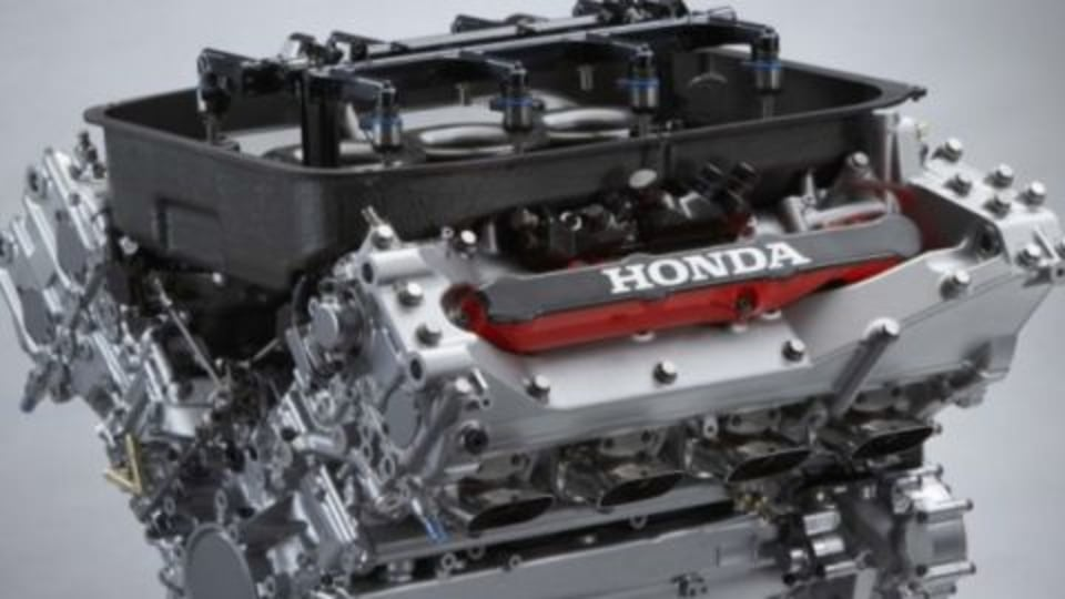 Honda Confirms V8 Engine Is Coming