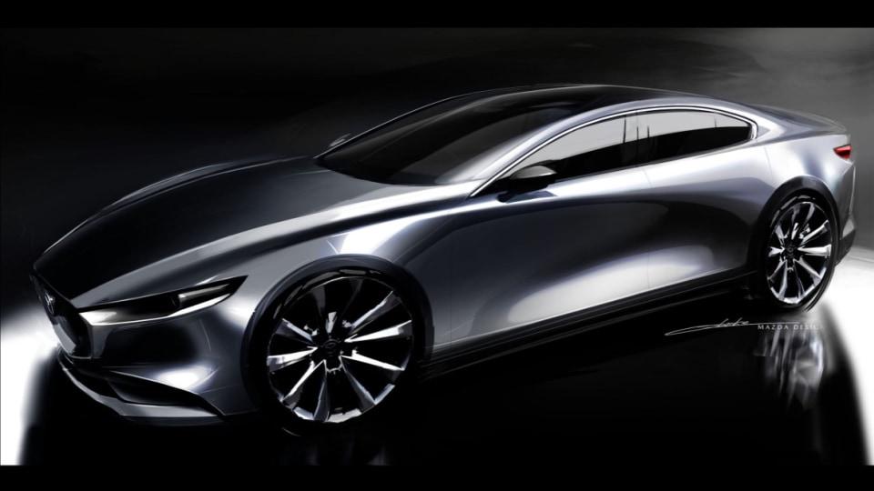 Mazda EV won't look like an electric vehicle