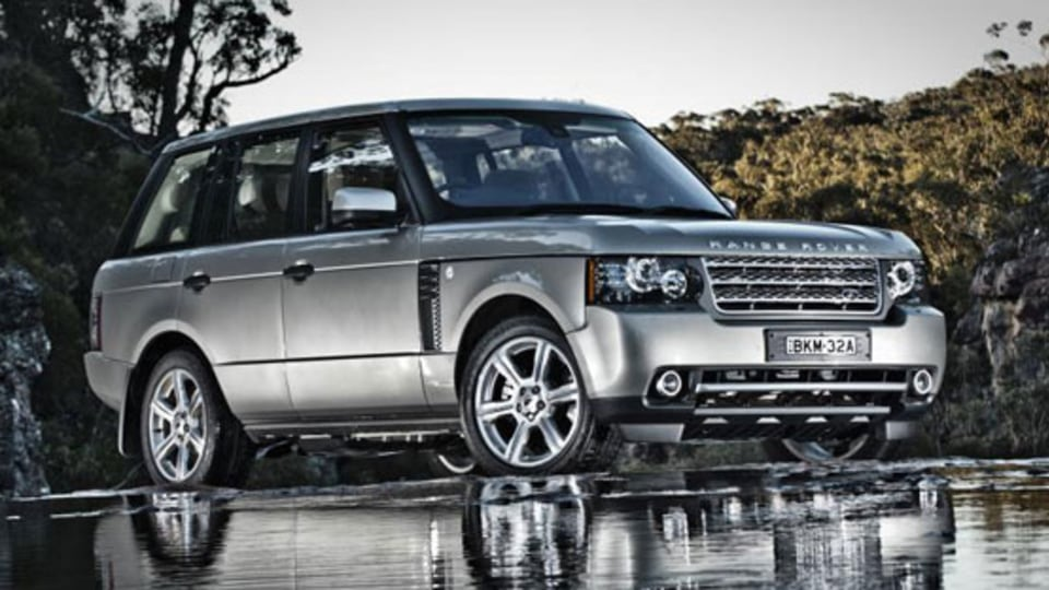 2010 Range Rover Vogue Australian Pricing And Specs Released