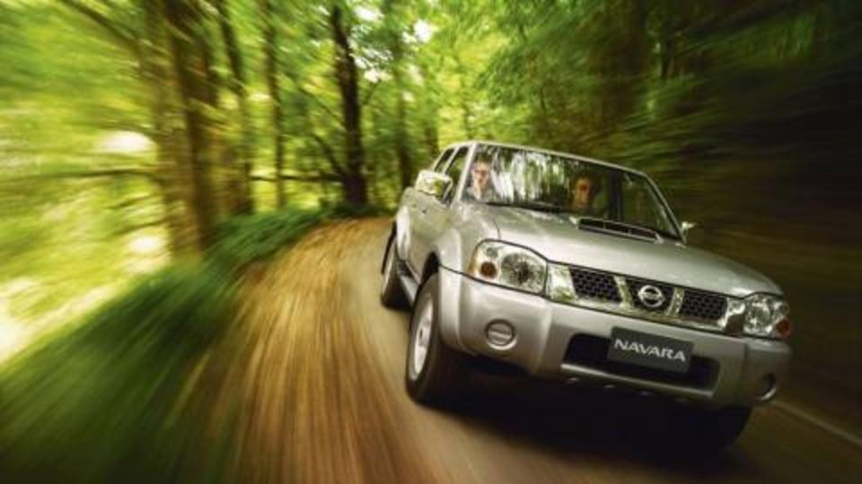 Nissan re-power their D22 Navara range
