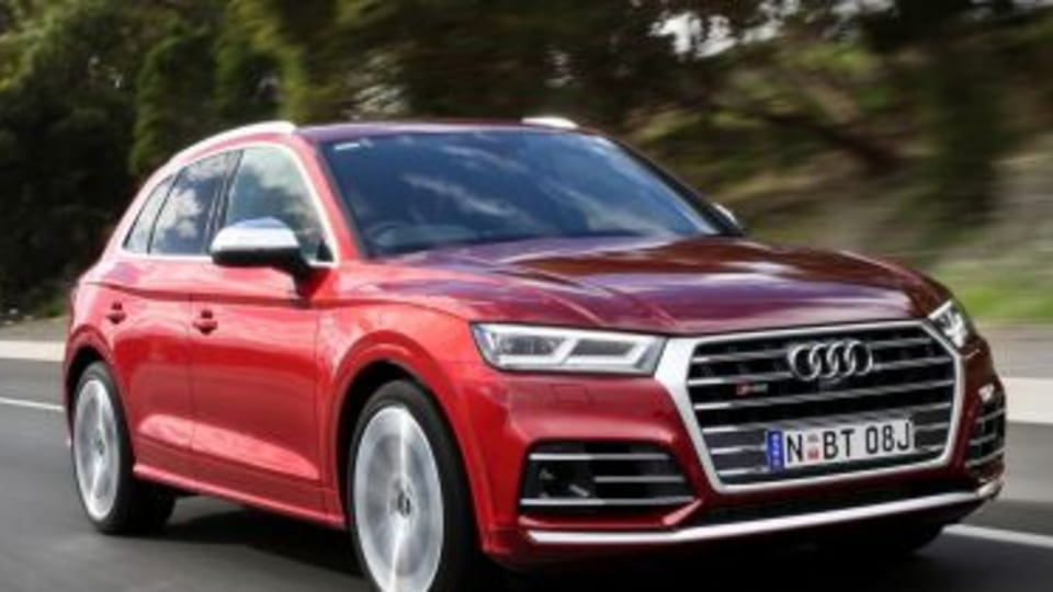2017 Audi SQ5 3.0 TFSI first drive review